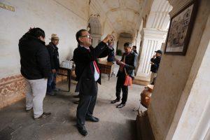 reunión de expertos latinoamericanos en Patrimonio Mundial 4