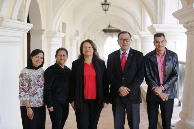 reunión de expertos latinoamericanos en Patrimonio Mundial
