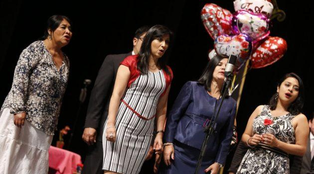 Coro Nacional de Guatemala concierto para el amor