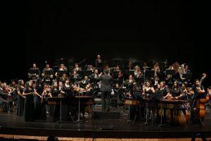 Orquesta Sinfónica Nacional OSN y Marimba Femenina de Concierto