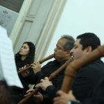 "Festival de Música Antigua ""Retomando Huella"" ofrece gala de flautas de pico"