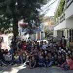 Espectáculo de mimos llega a escuelas de educación primaria