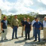 Acciones institucionales fortalecen labor en Parque Nacional Tikal