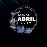 Agenda Cultural de abril del CCMAA