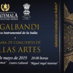 """Concierto """"Jugalbandi"""" música instrumental de la India y la Marimba de Concierto de Bellas Artes"""