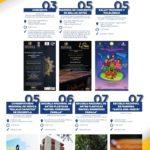 Agenda Cultural del 1 al 7 de mayo