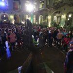 Recintos culturales del Ministerio de Cultura y Deportes reciben a 6,627 en la octava edición de la Noche de los Museos