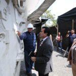 Avanzan trabajos de restauración en la Biblioteca Nacional de Guatemala