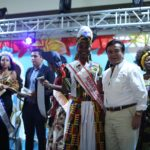 En Puerto Barrios se corona a nueva soberana garífuna
