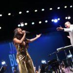 """Talentos de la Orquesta Sinfónica Nacional y de Fabiola Roudha se fusionan en """"Jazz, Blues and Soul"""""""
