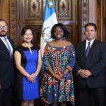 Viceministros del Ministerio de Cultura y Deportes son juramentados