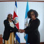 Ministra Silvana Martínez realiza primeras acciones de su gestión