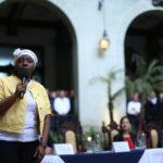 Ministra de Cultura y Deportes presenta a Viceministros que la acompañarán en su gestión