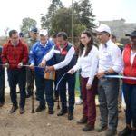Ministra Martínez cumple con agenda en Gabinete de Puertas Abiertas celebrado en Quetzaltenango