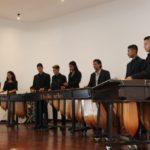 Marimba de Concierto de Bellas Artes es anfitriona del tercer concierto del Mes de la Marimba