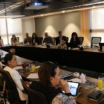 Viceministra de Cultura se reúne con representes de Agexport para fortalecer a emprendedores culturales