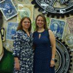 Se devela mural que ilustra el arte del grabado en acero en Guatemala